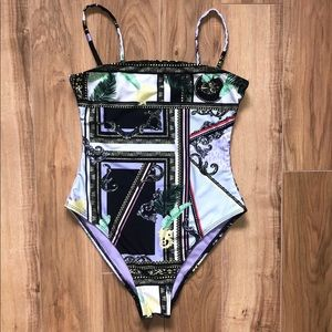 Other - Versace Style Bodysuit